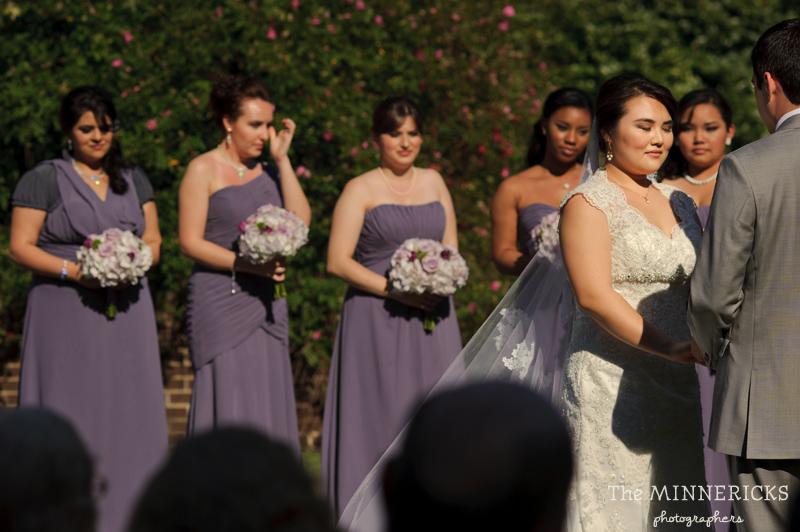 outdoor garden wedding іn Dallas аt Texas Discovery Gardens іn Fair Park (10)