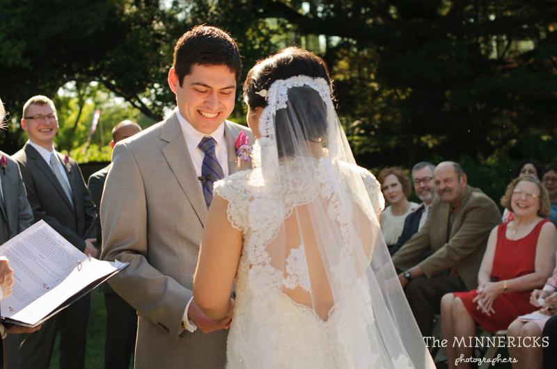 outdoor garden wedding іn Dallas аt Texas Discovery Gardens іn Fair Park (14)