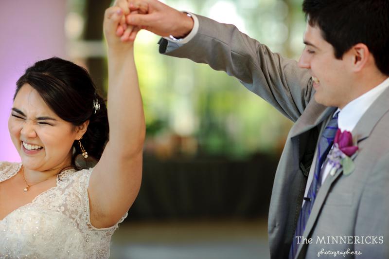 garden wedding іn Dallas аt Texas Discovery Gardens іn Fair Park (27)