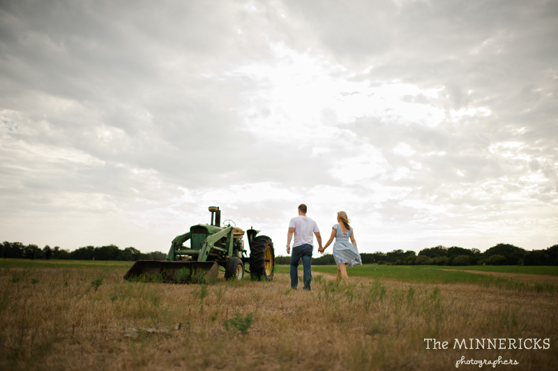 rustic engagement session on the family ranch in Hico Texas (3)
