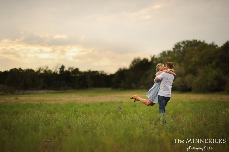 rustic engagement session on the family ranch in Hico Texas (5)