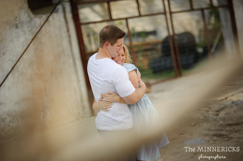 rustic engagement session on the family ranch in Hico Texas (6)
