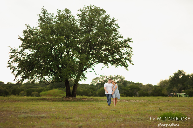 rustic engagement session on the family ranch in Hico Texas (12)
