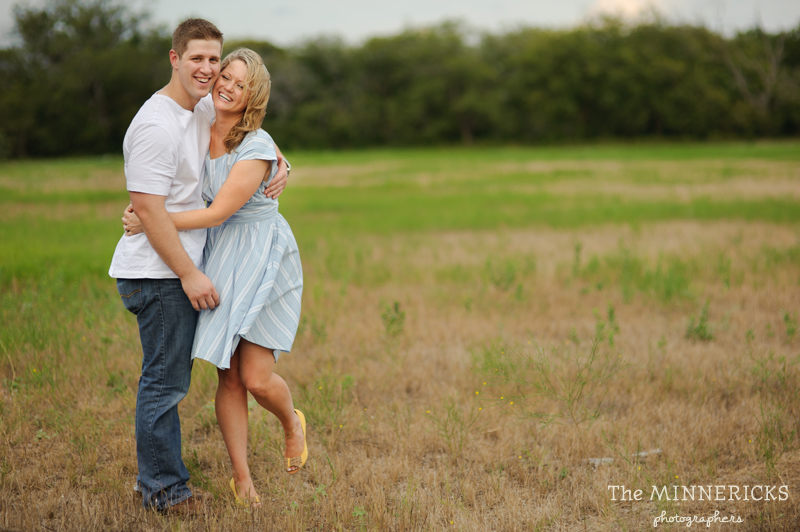 rustic engagement session on the family ranch in Hico Texas (14)