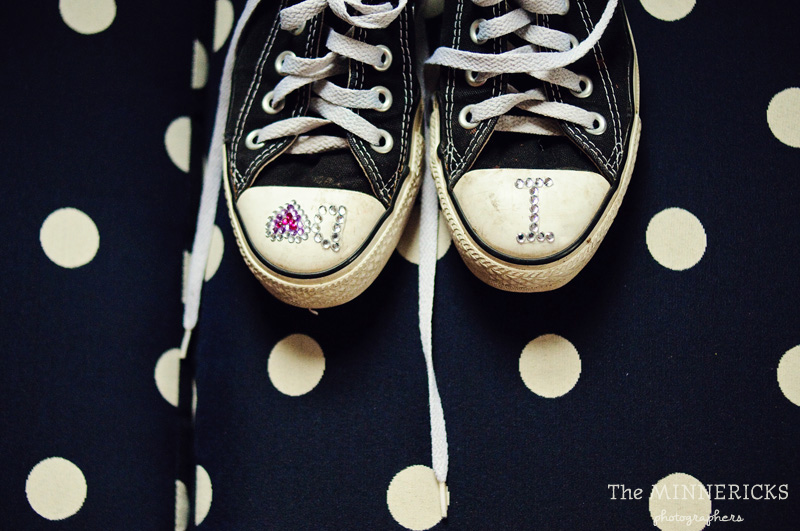commitment ceremony at Off the Grid in Dallas with Converse Chuck Taylors (1)