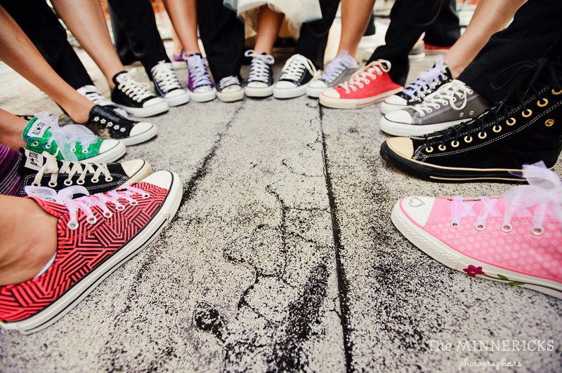 commitment ceremony at Off the Grid in Dallas with Converse Chuck Taylors (32)