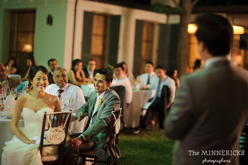 outdoor wedding at the Dallas Arboretum in the Lay Ornamental Garden and Camp House (41)