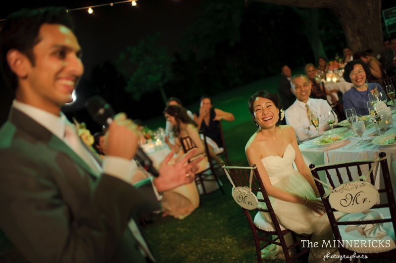outdoor wedding at the Dallas Arboretum in the Lay Ornamental Garden and Camp House (43)