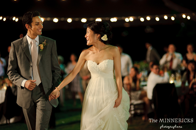 outdoor wedding at the Dallas Arboretum in the Lay Ornamental Garden and Camp House (44)