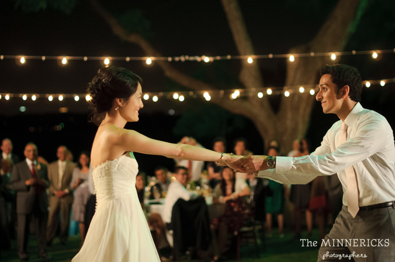 outdoor wedding at the Dallas Arboretum in the Lay Ornamental Garden and Camp House (45)