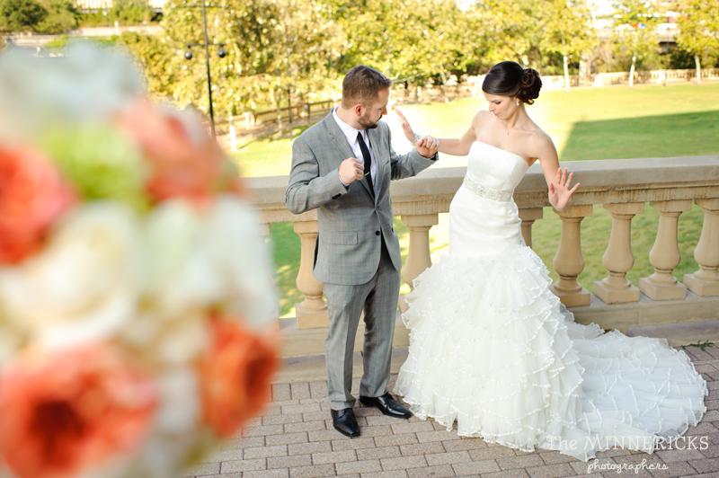 touching wedding on the veranda at Alden Hotel Houston (13)