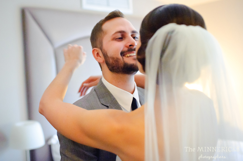 touching wedding on the veranda at Alden Hotel Houston (32)