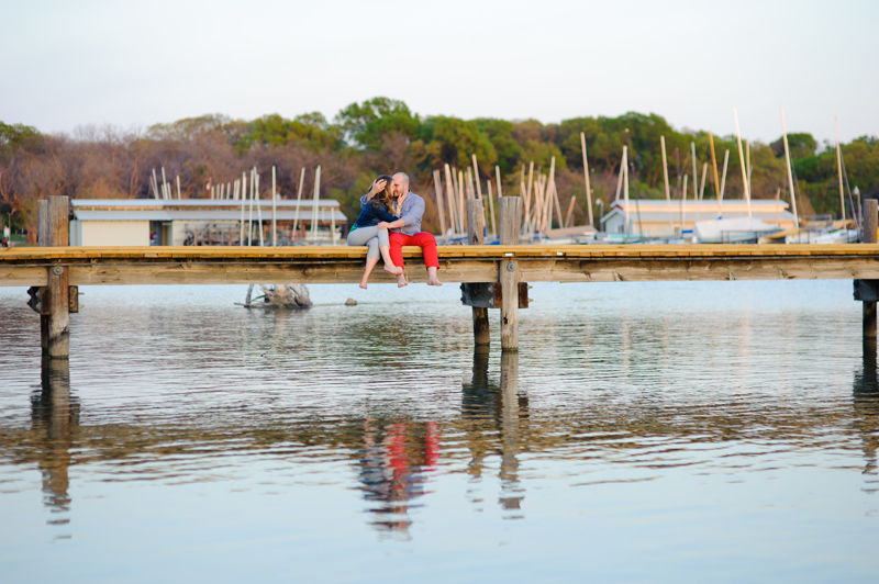 White Rock Lake - love at the lake mini-sessions for two