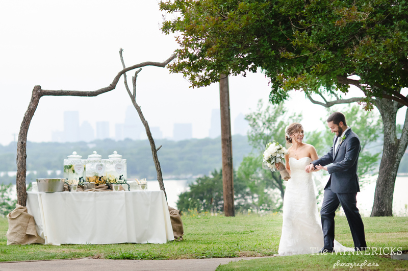 Wedding At Winfrey Point On White Rock Lake In Dallas 27